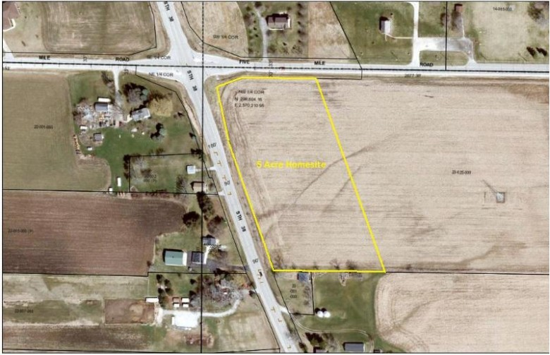 LT1 5 Mile Rd, Franksville, WI by Pitts Brothers & Associates, Llc $149,900
