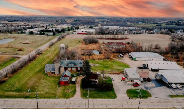 2597 S Main St, West Bend, WI by Hanson & Co. Real Estate $650,000