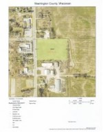 LT00 County Road P, West Bend, WI by Boss Realty, Llc $325,000