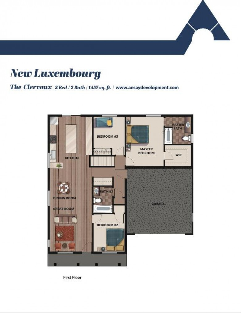 243 Binsfield St Belgium, WI 53004 by Powers Realty Group $345,000