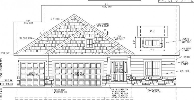 807 Westwind Dr Eagle, WI 53119 by Berkshire Hathaway Home Services Epic Real Estate $393,347