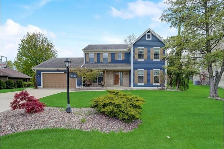 4547 S Foxwood Blvd, Greenfield, WI by First Weber Real Estate $384,800