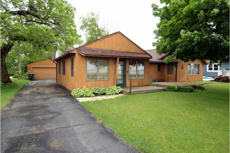 360 Sandy Beach Rd Lake Mills, WI 53551-1849 by Re/Max Community Realty $324,900