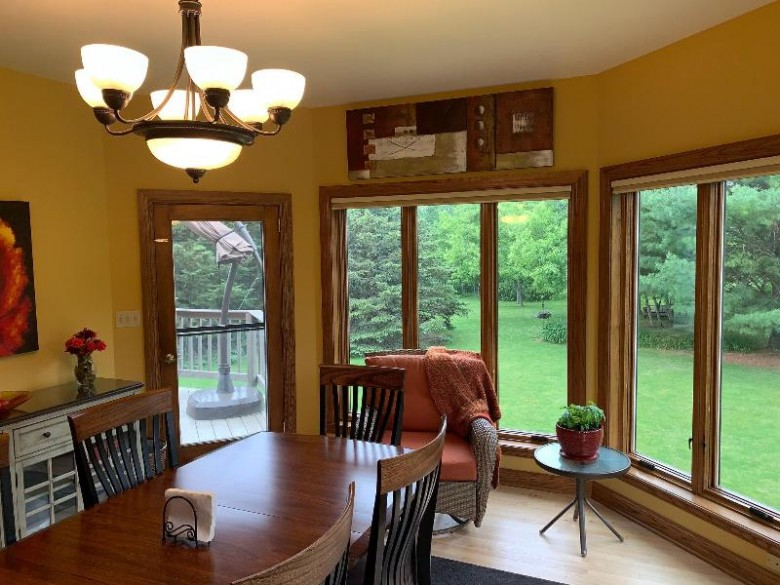 4411 Pleasant Hollow Rd, Jackson, WI by Lake Country Flat Fee $629,900