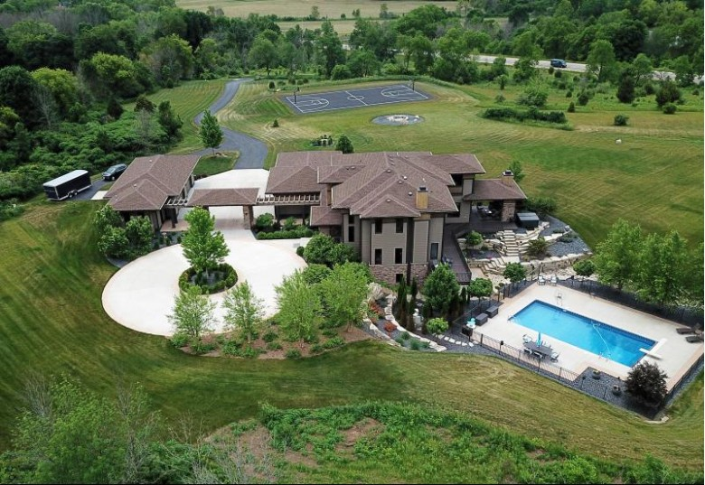 W258N7710 State Road 164 Lisbon, WI 53089-5503 by First Weber Real Estate $2,500,000