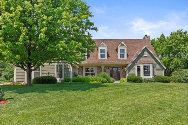 N49W16342 Kristin Ct, Menomonee Falls, WI by First Weber Real Estate $549,900