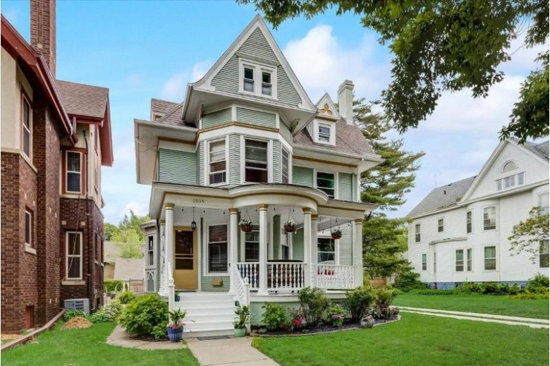 1805 College Ave Racine, WI 53403-2773 by First Weber Real Estate $294,900