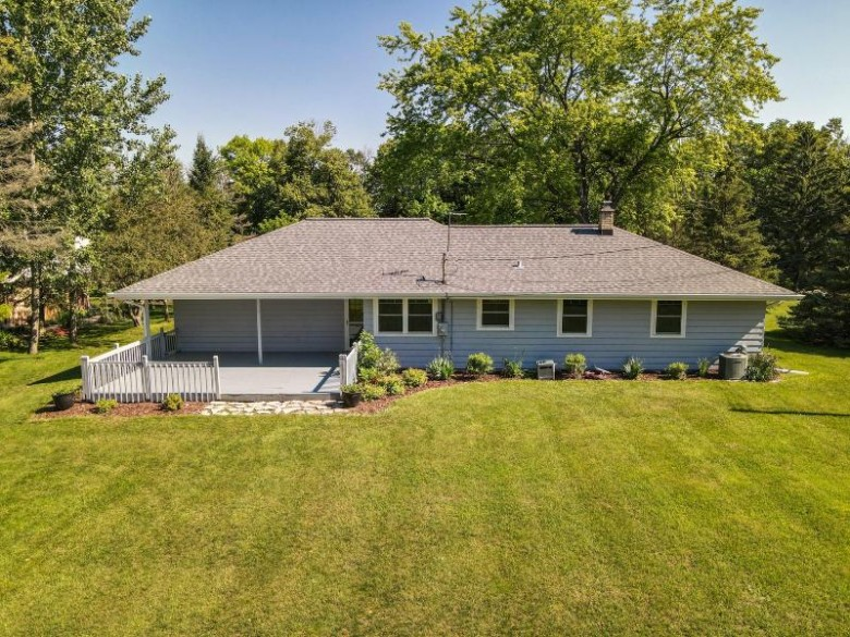 N21W28337 Beach Rd Pewaukee, WI 53072 by Keller Williams Realty-Lake Country $480,000