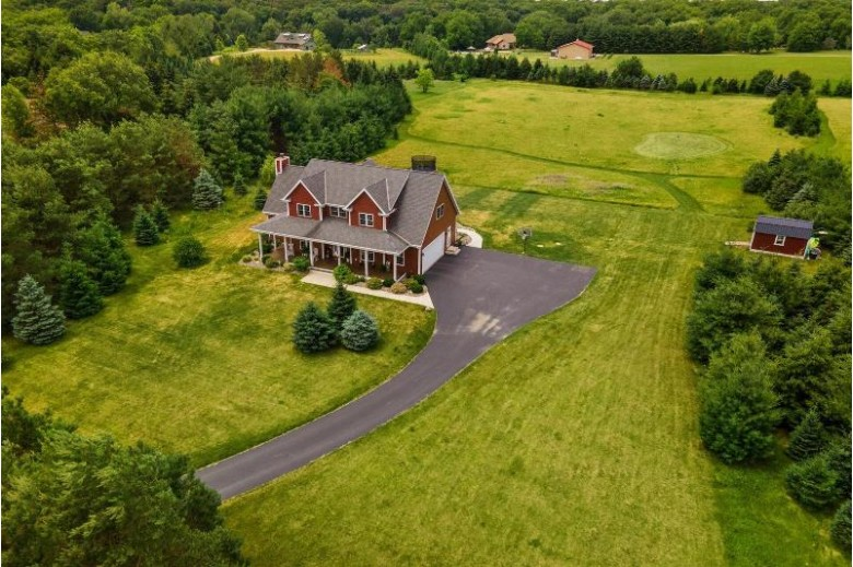 N9611 Kettle Cove Rd Eagle, WI 53119-1972 by Coldwell Banker Realty $529,900
