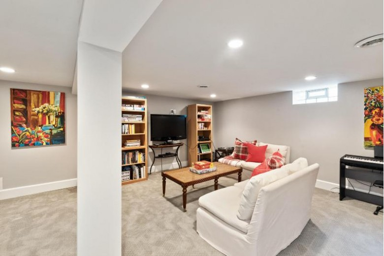 5714 N Shoreland Ave Whitefish Bay, WI 53217-4730 by First Weber Real Estate $424,500