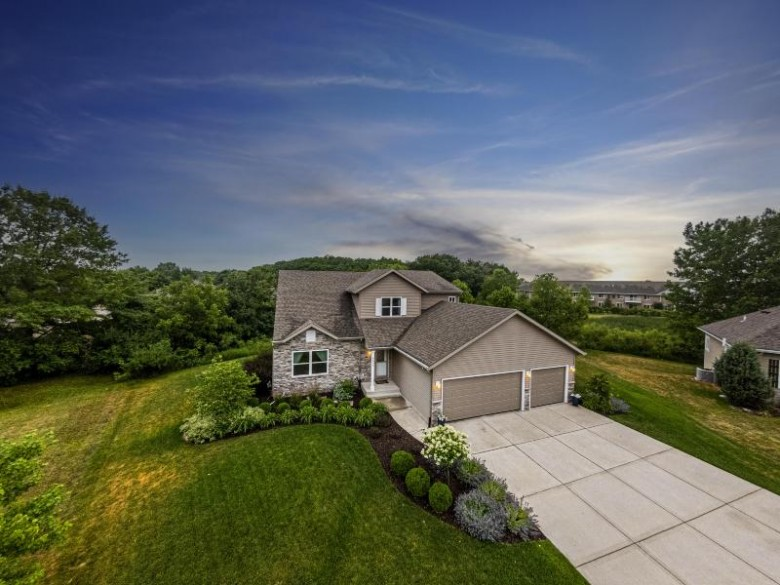 8859 W Silverwood Ct Franklin, WI 53132-8183 by First Weber Real Estate $419,900