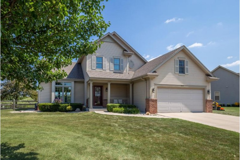 6532 Cedarhedge Dr Mount Pleasant, WI 53406-2278 by First Weber Real Estate $319,500