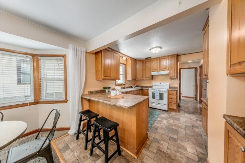 3407 S Burrell St, Milwaukee, WI by Firefly Real Estate, Llc $259,900
