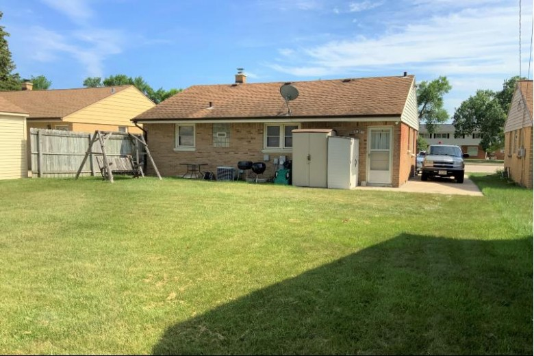 7106 W Oklahoma Ave Milwaukee, WI 53219-2944 by First Weber Real Estate $169,900
