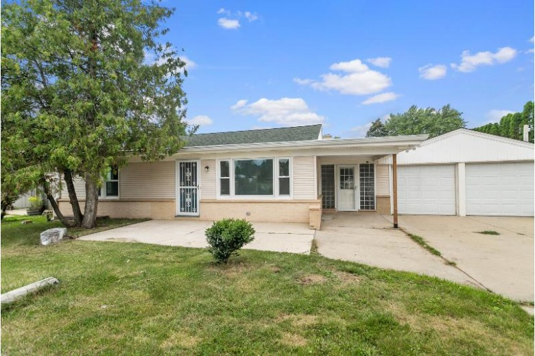 4652 Spring St Mount Pleasant, WI 53405 by Berkshire Hathaway Homeservices Metro Realty $279,900