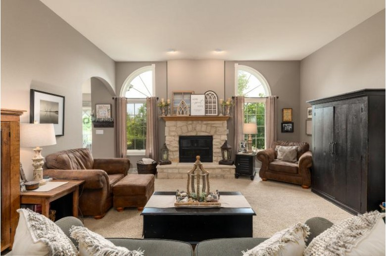 3624 County Road I Saukville, WI 53080-1446 by First Weber Real Estate $575,000
