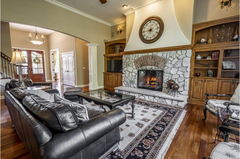 368 Legend View, Wales, WI by First Weber Real Estate $1,100,000