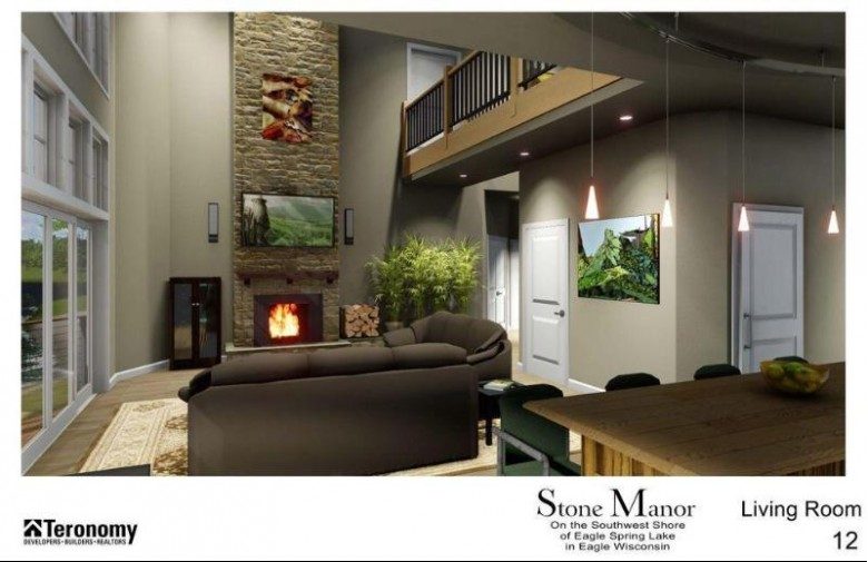 LT1 S Shore Dr CSM 11574 Mukwonago, WI 53119 by Teronomy Realty $550,000