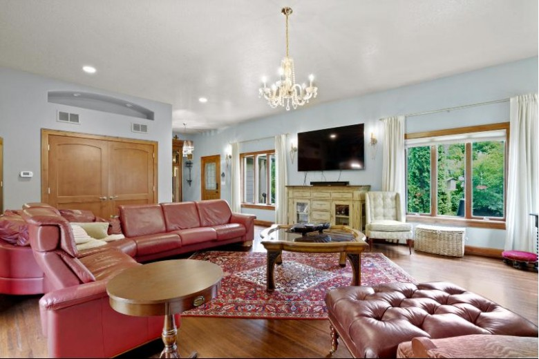 4336 Wood Rd Mount Pleasant, WI 53403-9710 by First Weber Real Estate $714,900