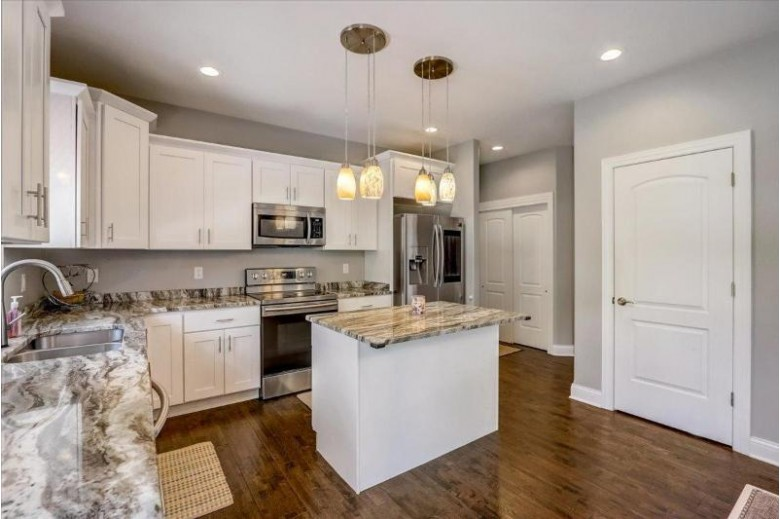 2230 W Southland Dr Oak Creek, WI 53154 by First Weber Real Estate $439,900