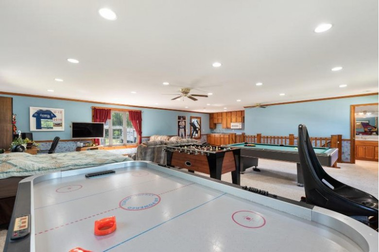 7336 Tower Dr West Bend, WI 53090-9382 by First Weber Real Estate $699,000