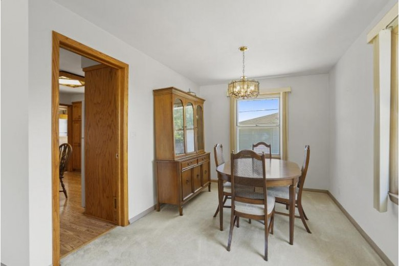 719 Echo Ln Racine, WI 53406-4113 by First Weber Real Estate $212,000