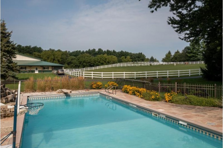2481 Hall Rd Hartford, WI 53027-9016 by First Weber Real Estate $1,499,999