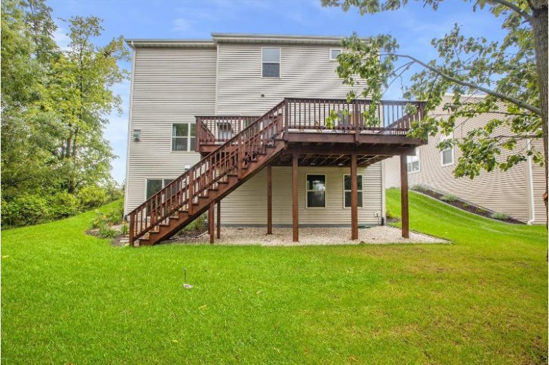 W206N16466 Marshland Dr, Jackson, WI by Coldwell Banker Homesale Realty - New Berlin $389,000