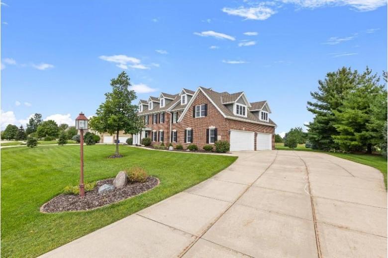 N33W33184 Maplewood Rd Nashotah, WI 53058-9569 by First Weber Real Estate $899,900