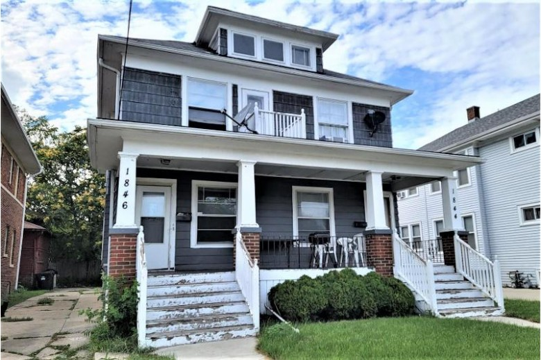 1844 Taylor Ave 1846 Racine, WI 53403-2408 by First Weber Real Estate $145,000