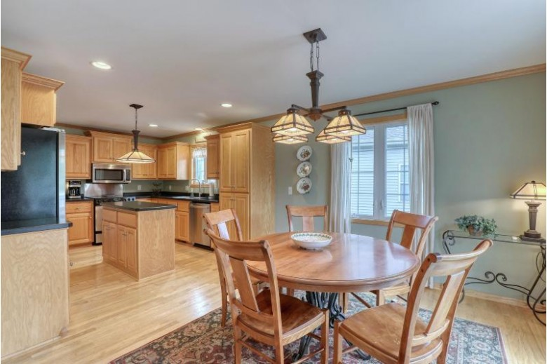 1439 Goldenrod Cir, West Bend, WI by Exit Realty Results $339,000