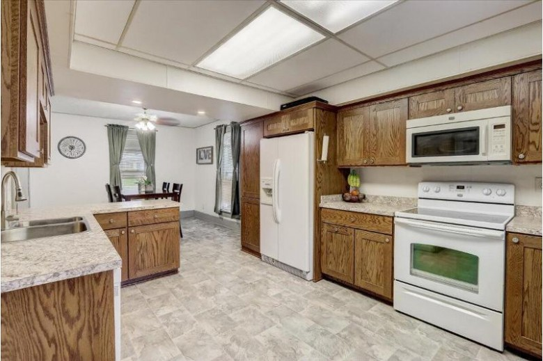 412 S Grand Ave Waukesha, WI 53186-6120 by Re/Max Realty 100 $209,900
