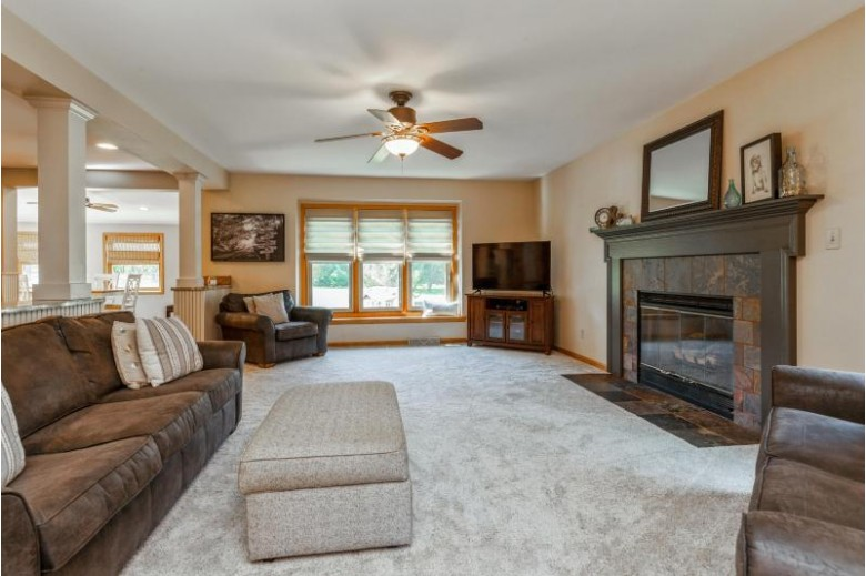 W254N5055 Mckerrow Dr Pewaukee, WI 53072 by Coldwell Banker Realty $549,900