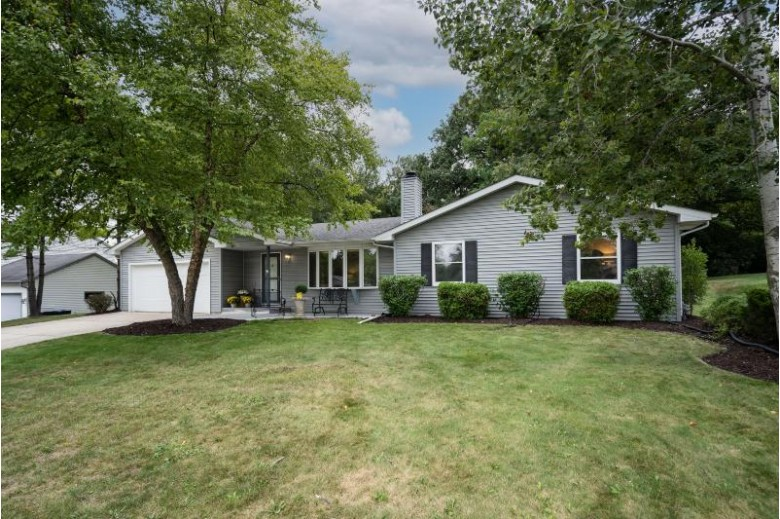 3431 Wood Rd Mount Pleasant, WI 53406 by First Weber Real Estate $289,900