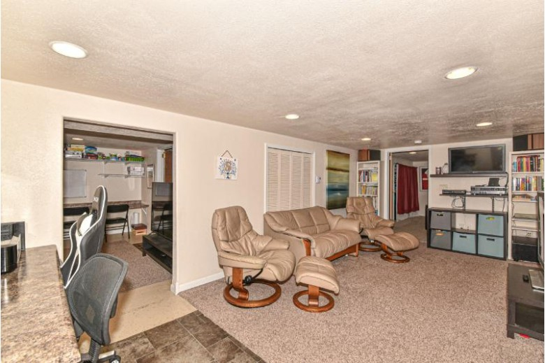 11131 W Mallory Ave Hales Corners, WI 53130-1235 by Shorewest Realtors - South Metro $289,900