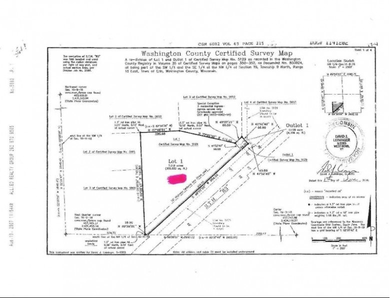 LT1 State Highway 83 Hartford, WI 53027-0000 by Allied Realty Group Llc $189,500