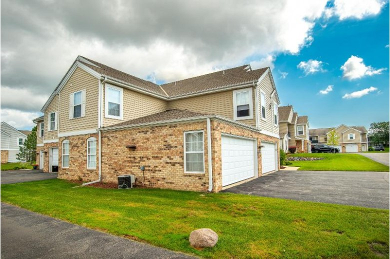 1148 Sunnyslope Dr 101 Mount Pleasant, WI 53406-6374 by First Weber Real Estate $209,900