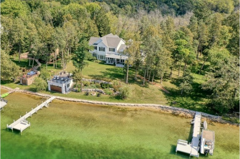 3005 N Silver Cedar Rd Summit, WI 53066 by The Real Estate Company Lake & Country $3,250,000