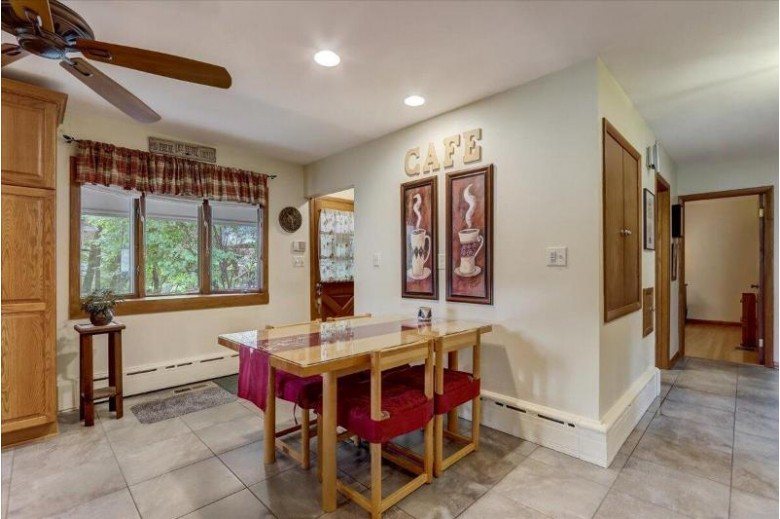 5758 N River Forest Dr Glendale, WI 53209-4522 by First Weber Real Estate $275,000