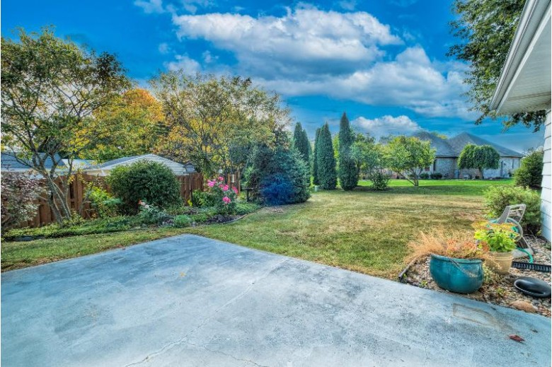 5631 Freedy Ave Mount Pleasant, WI 53406-3425 by First Weber Real Estate $232,500