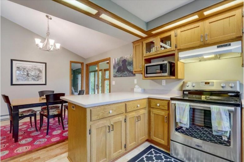 336 Valley View Ln Grafton, WI 53024-9712 by First Weber Real Estate $389,900