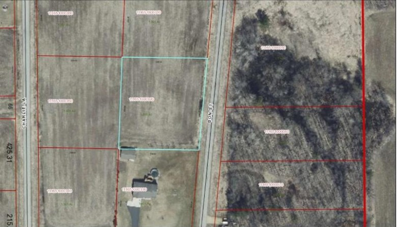 Bon Street Lot 33, Cecil, WI by Full House Realty, LLC $20,000