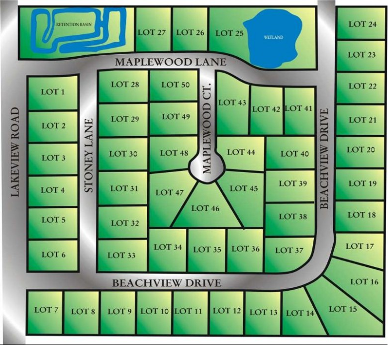 Maplewood Lane, Fond Du Lac, WI by Roberts Homes and Real Estate $47,900