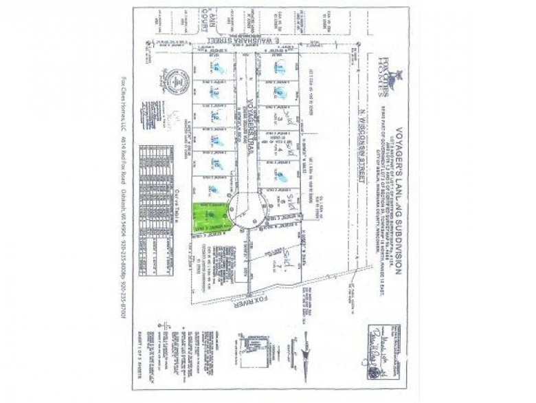 Voyagers Trail LOT 8, Berlin, WI by First Weber Real Estate $32,980