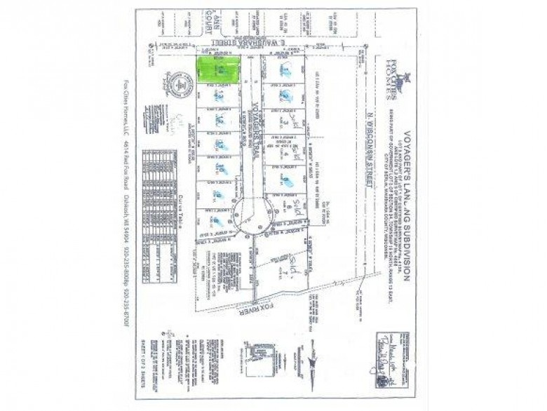 Voyagers Tr Trail LOT 14, Berlin, WI by First Weber Real Estate $32,980