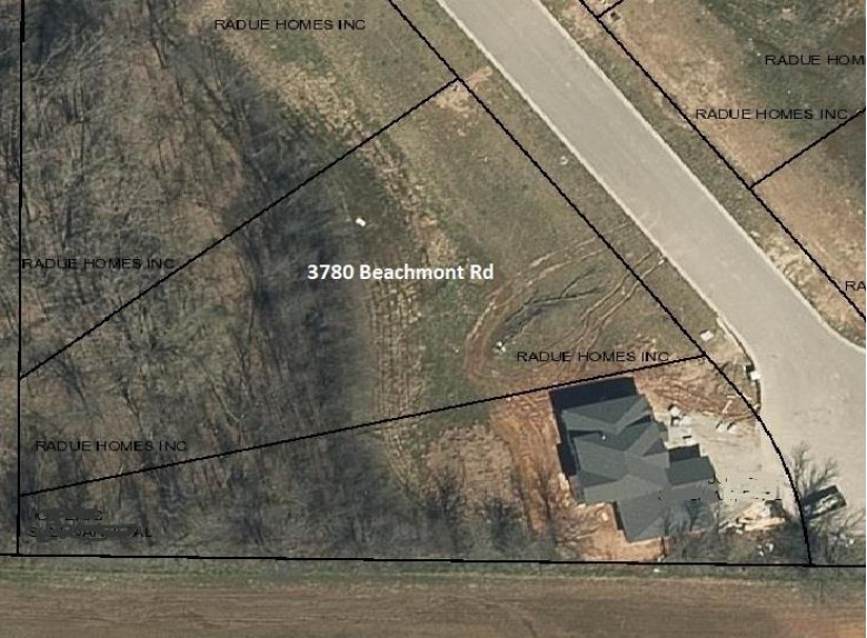 3780 Beachmont Road Lot 16, De Pere, WI by Radue Realty $119,900