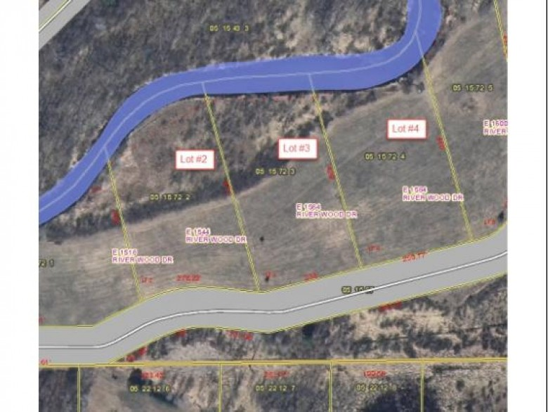 E1544 River Wood Drive LOT 2, Waupaca, WI by RE/MAX Lyons Real Estate $51,000