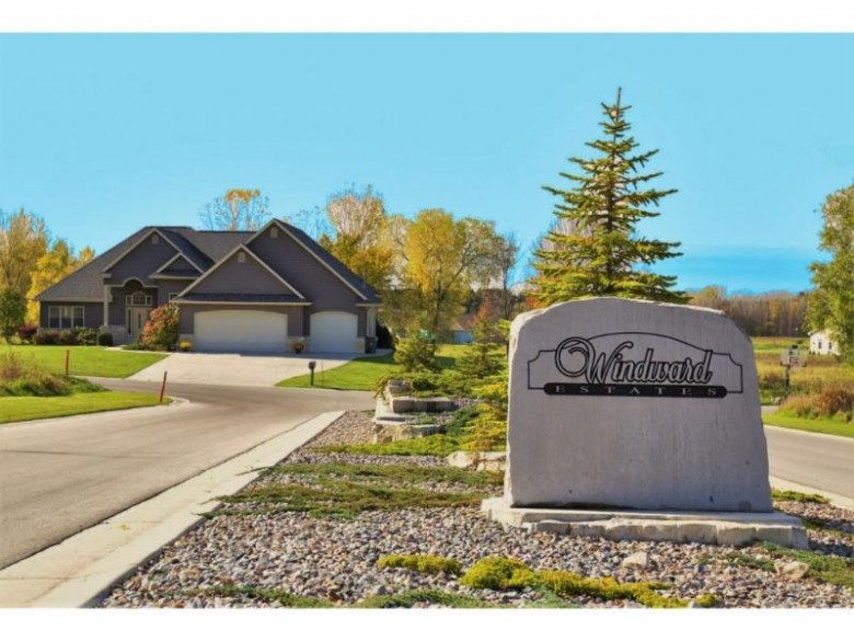 Aeolus Way, Fond Du Lac, WI by Roberts Homes and Real Estate $49,900