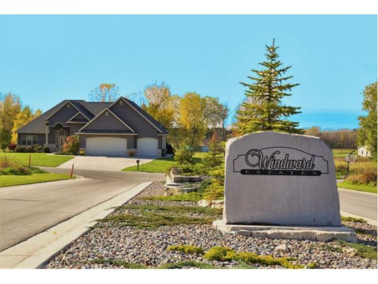 Aeolus Way, Fond Du Lac, WI by Roberts Homes and Real Estate $42,900