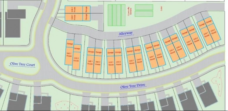 636 Olive Tree Drive Lot 27, Green Bay, WI by Radue Realty $34,900